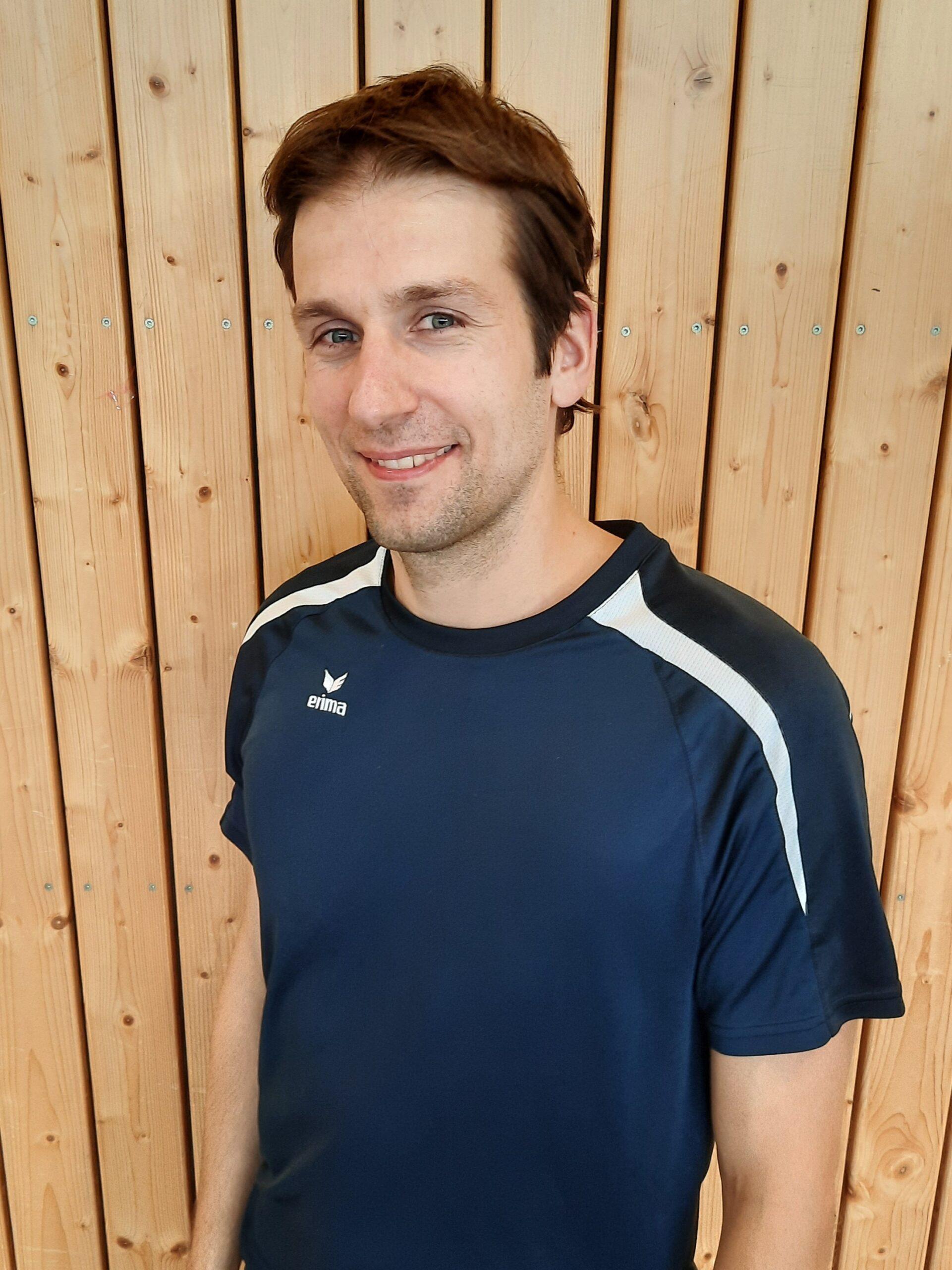 Trainerfoto Michael Bründl 14.07.2021